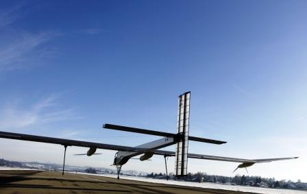 Solar Impulse Flight