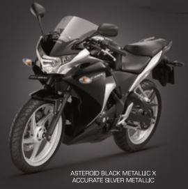 Honda CBR 250R - Black