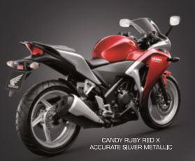Honda CBR 250R - Red