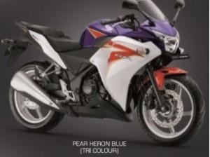 Honda CBR 250R - Tri colour