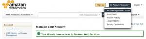 Amazon Instance Creation Tutorial - 1