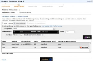 Amazon Instance Creation Tutorial - 11