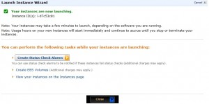 Amazon Instance Creation Tutorial - 16