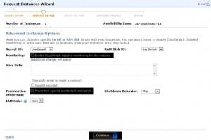 Amazon Instance Creation Tutorial - 8