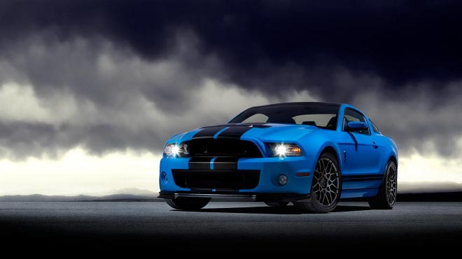 2014 GT Shelby 500