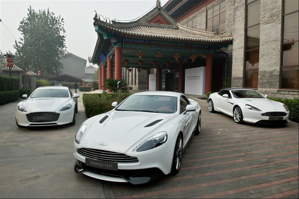 Aston Martin in Mexico