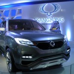 SsangYong Concept Car