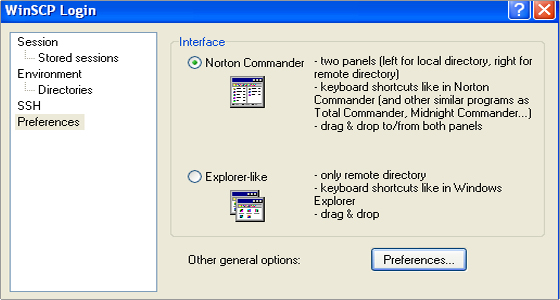 How to Install and Use Winscp for Transferring Files