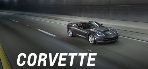 The Chevrolet-Corvette