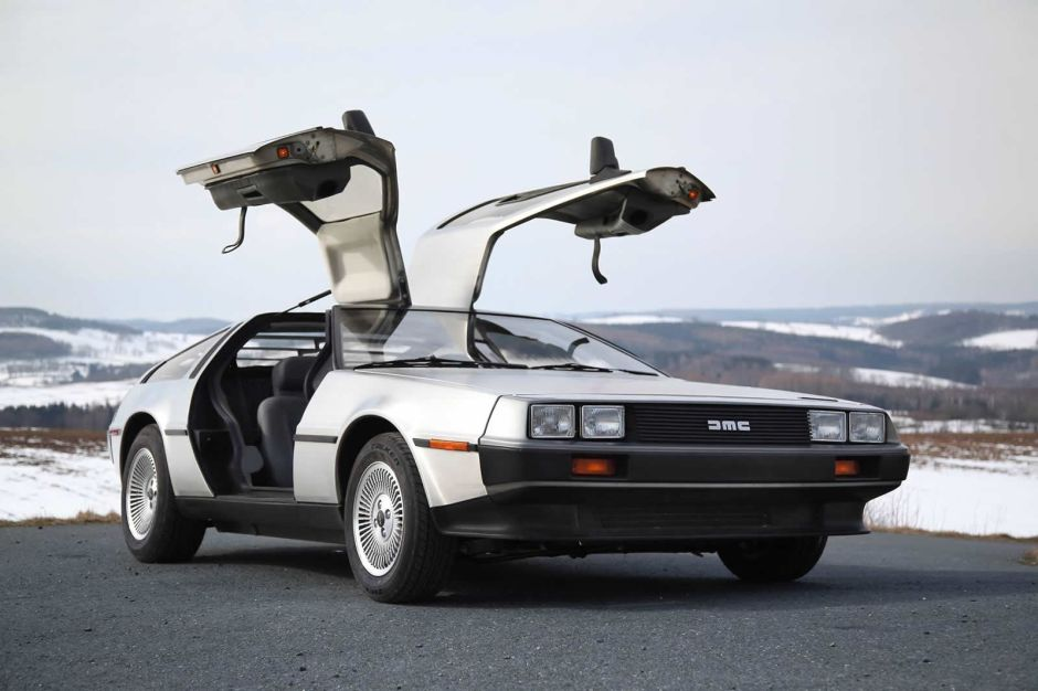 New Delorean 2016