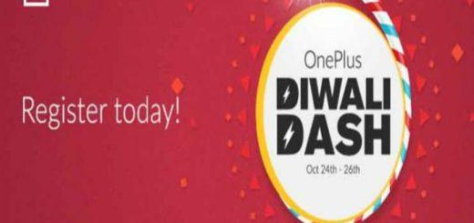 one plus diwali dash