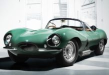 The Jaguar XKSS