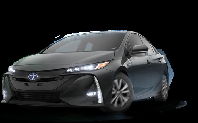 Toyta electric car
