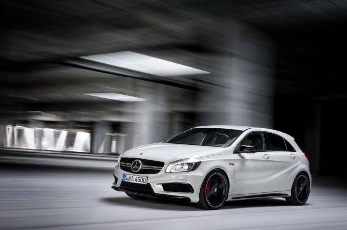 Mercedes Benz A class SEDAN