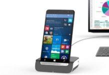 Microsoft surface phone 2017