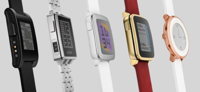 fitbit acquires pebble
