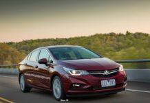 Holden confirm all new Astra Sedan