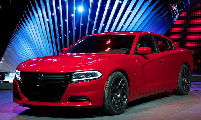 Dodge Challenger Wide Body Daemon - Dodge car show 2018