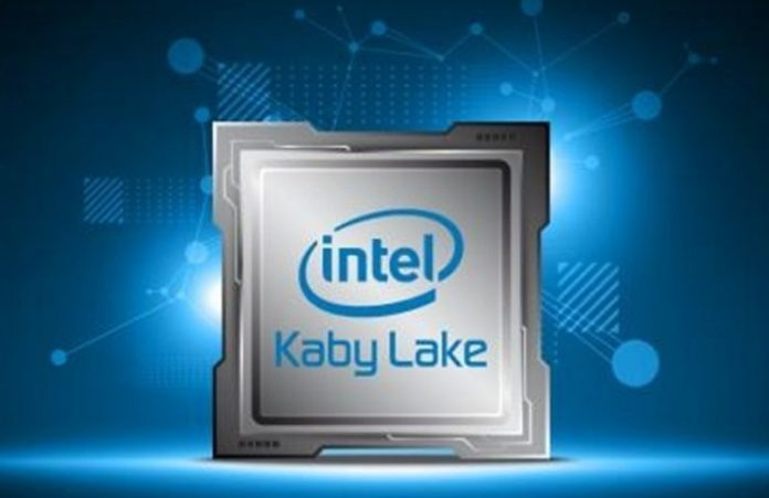Kaby Lake processors from Intel