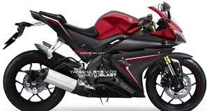 Yamaha YZF-R15 -V 3.0