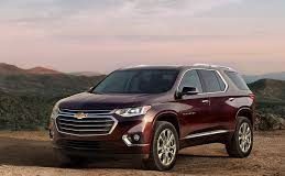 All New Chevrolet 2018 Traverse more Stronger and Spacious