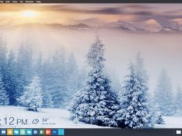 Sierra 10 desktop compatible with Mac-OS
