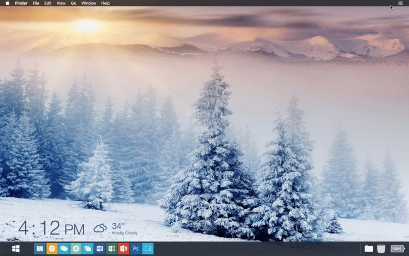 how to make mac compatible with windows