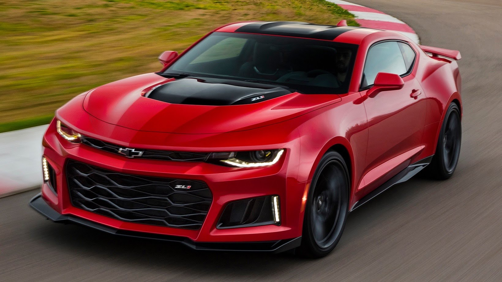 the all-new chevrolet camaro has been launched