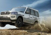 2017-Mahindra-Scorpio Adventure