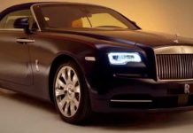 Rolls-Royce's cars got cheaper by up to INR 1 Cr in India