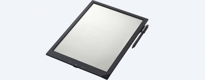 Sony DPT-RP1 E Ink tablet