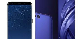 Galaxy S8 vs. Xiaomi Mi 6