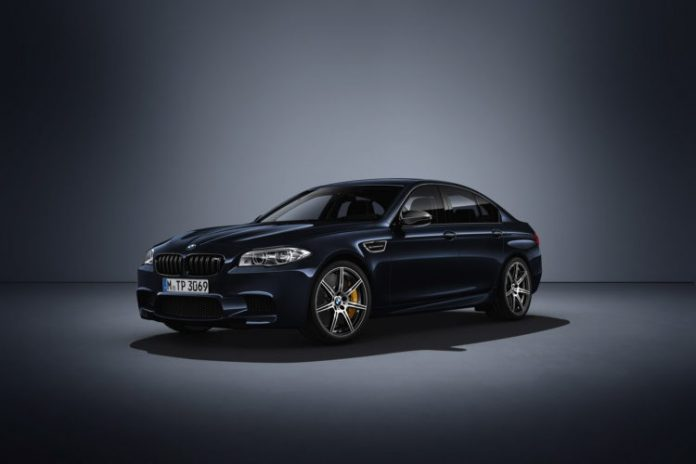 BMW-M5-Competition Edition