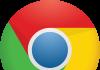 google chrome with adblocker