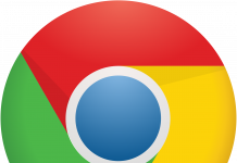 google chrome with adblocker