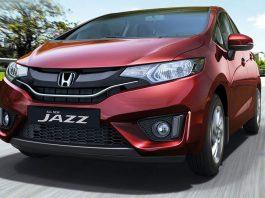 Honda Jazz- 2018